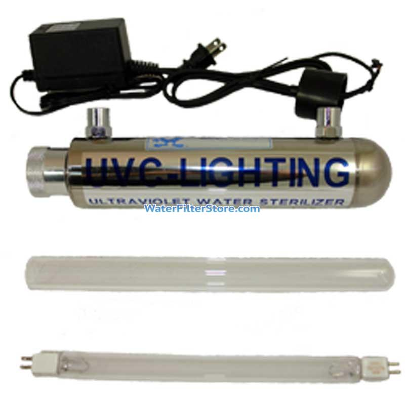 UV Ultraviolet Sterilizing Lamps - Kills Viruses