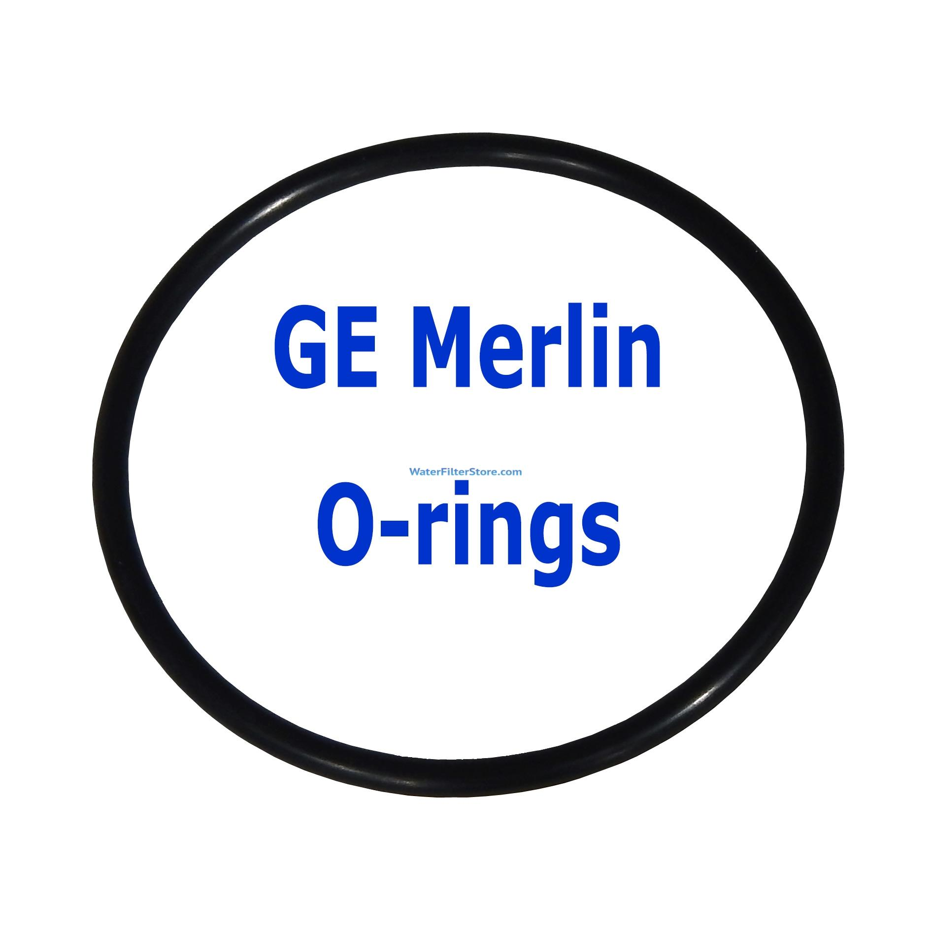 GE Merlin O-Rings