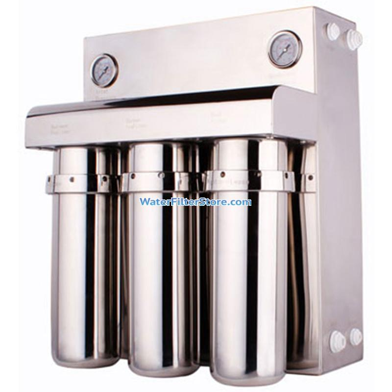 Stainless Steel Reverse Osmosis System SSRO-215