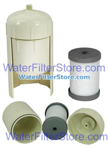 Amway E-9395, E-9396 Compact Water Filter Treatment System