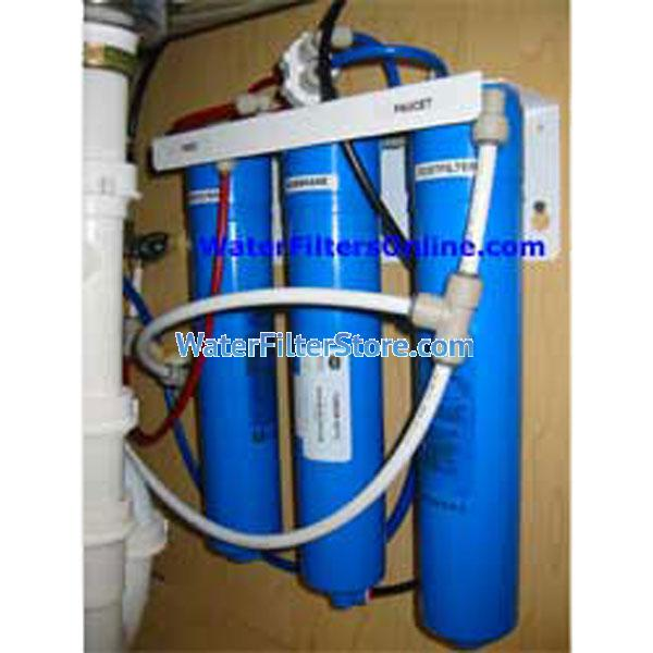 Upgrade 3 Stage DuPure To A True 4 Stage Reverse Osmosis System  RO  System