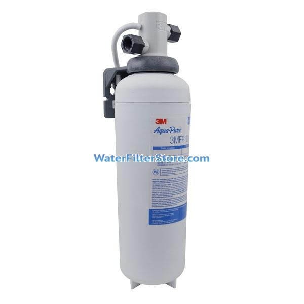 3M FF100 Full Flow System and 3M FF101 Full Flow Replacement Water Filter Cartridge