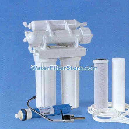 Purwater CUNO PW-RO6 4 Stage Reverse Osmosis System