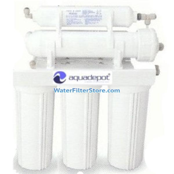 Aquadepot AD-TFC-50-5 Reverse Osmosis Replacement Water Filters
