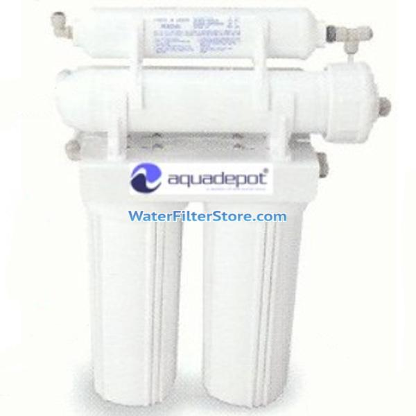 AquaDepot AD-TFC-50-4 Reverse Osmosis Replacement Water Filters